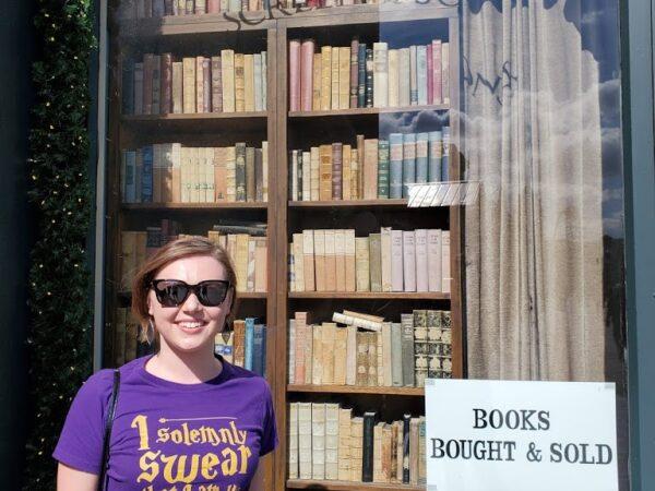 My Epic Sibling Vacation to Hogwarts!