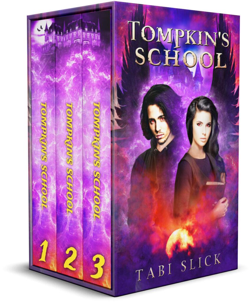Tompkin's School Trilogy